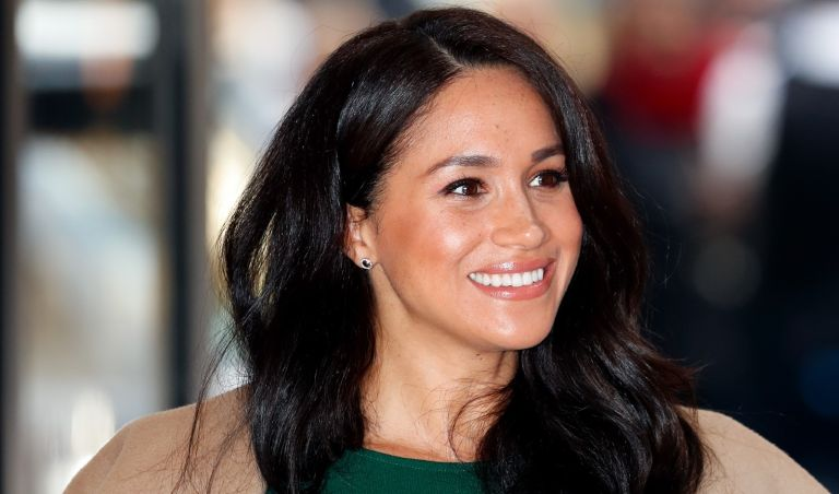 Meghan Markle, Duchess of Sussex attends the WellChild awards at the Royal Lancaster Hotel on October 15, 2019 in London, England.