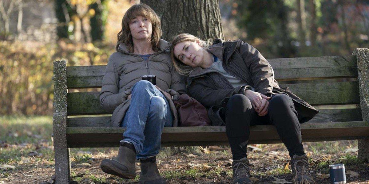 Julianne Nicholson, Kate Winslet - Mare of Easttown