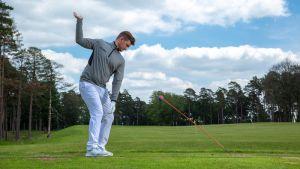 golf swing mistakes