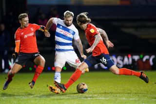 Luton Town v Queens Park Rangers – Sky Bet Championship – Kenilworth Road