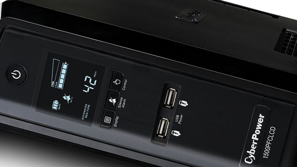 The best uninterruptible power supplies (UPS) for PC in 2018