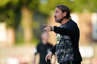 Daniel Farke's Norwich saw their pre-season fixture at Coventry called off due to positive Covid test.