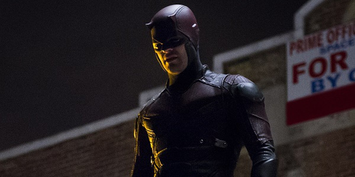Charlie Cox on Daredevil