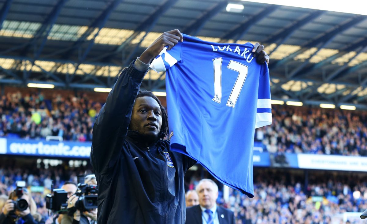 On this day in 2014: Everton sign Romelu Lukaku from Chelsea for club-record fee