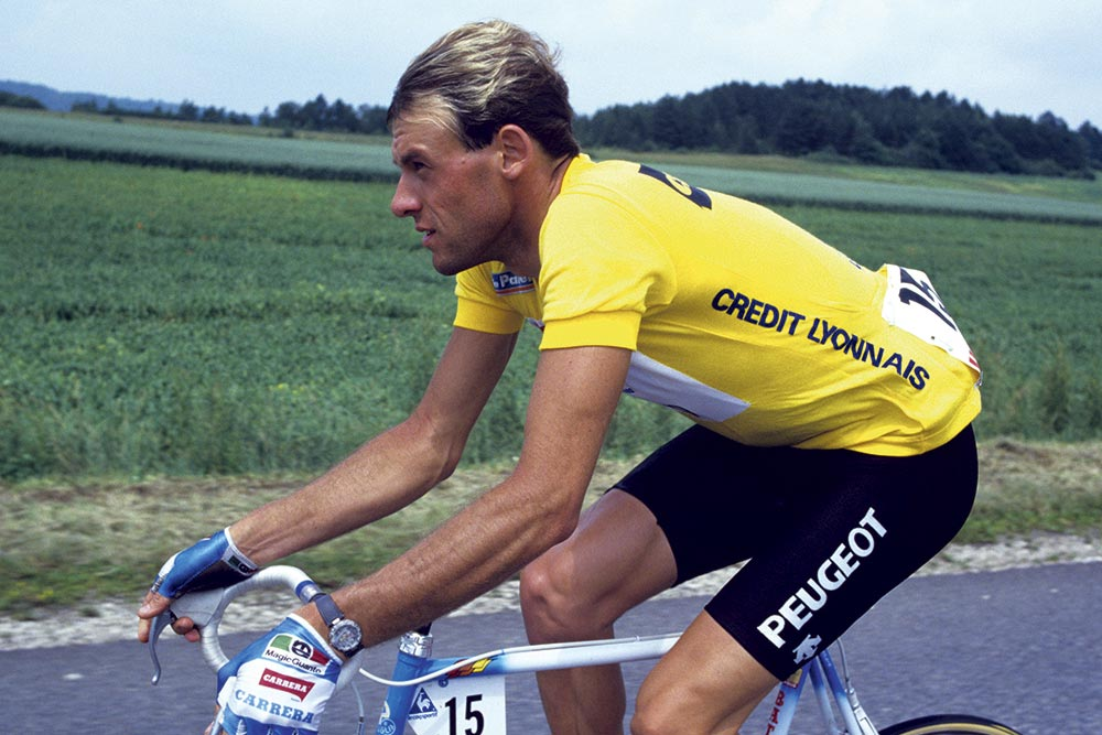 9332abbec He also spent six days in the Tour de France yellow jersey later the same  year. He was a useful rider who won stages in important ...