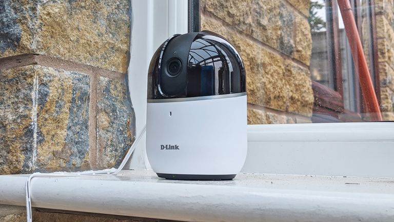 D-Link HD Pan & Tilt Wi-Fi Camera review: the smart camera that can look around