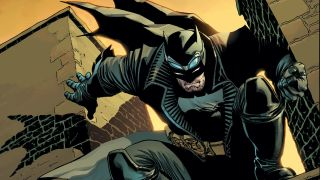 Batman: The Dark Knight #1 sends Gotham's protector across the pond in April