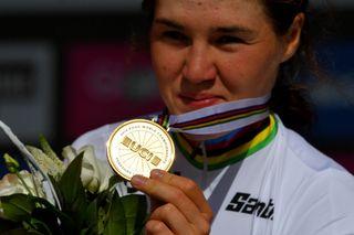 Junior women time trial world championships 2019