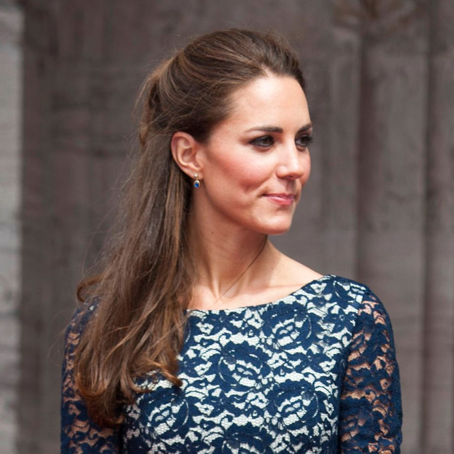 Celebrity Hairstyles: Kate Middleton Hairstyles