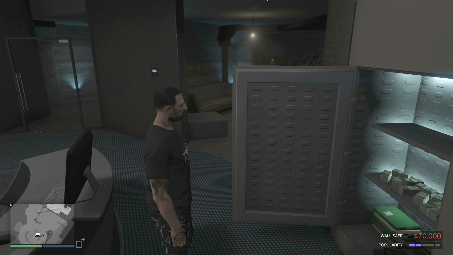 How to find and empty your GTA Online nightclub safe | GamesRadar+