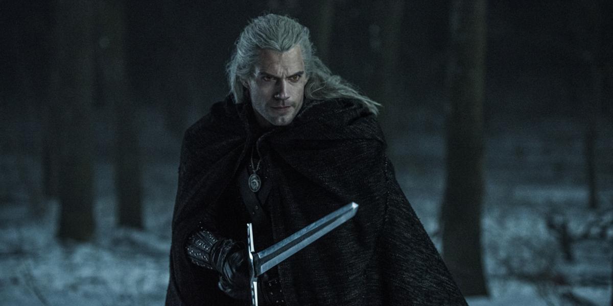 The Witcher Geralt of Rivia Henry Cavill Netflix
