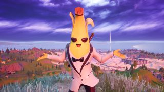 Fortnite spy banana