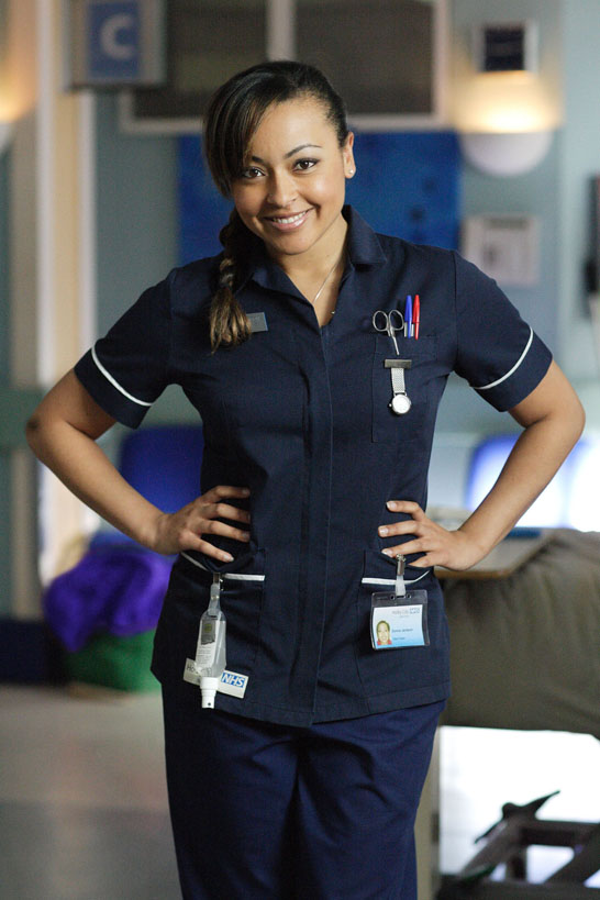 Jaye Jacobs: 'Why I've quit Holby'