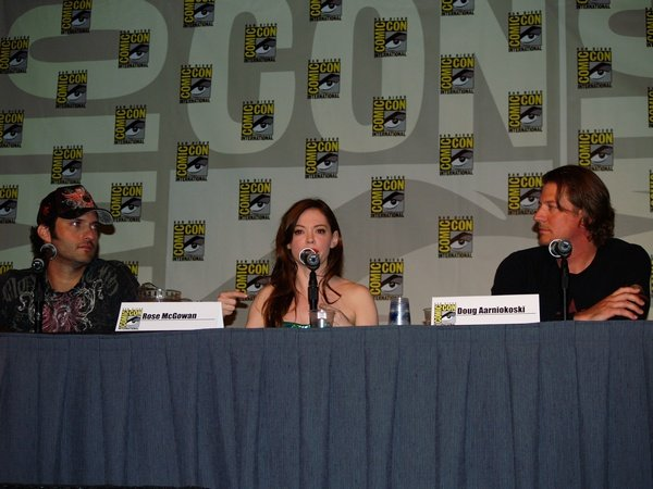 Comic Con: Red Sonja Panel In Detail #187