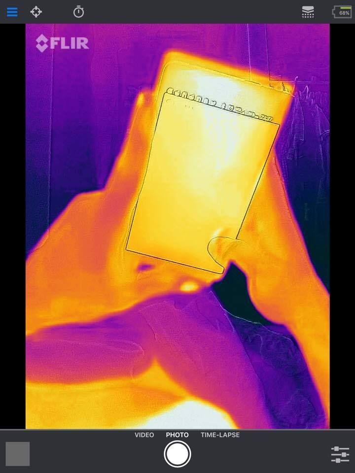 Flir One Pro for iOS Review: Keep Your Home Safe with This