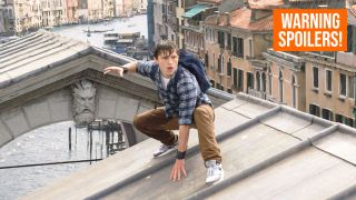 Spider-Man: Far From Home post-credits scenes