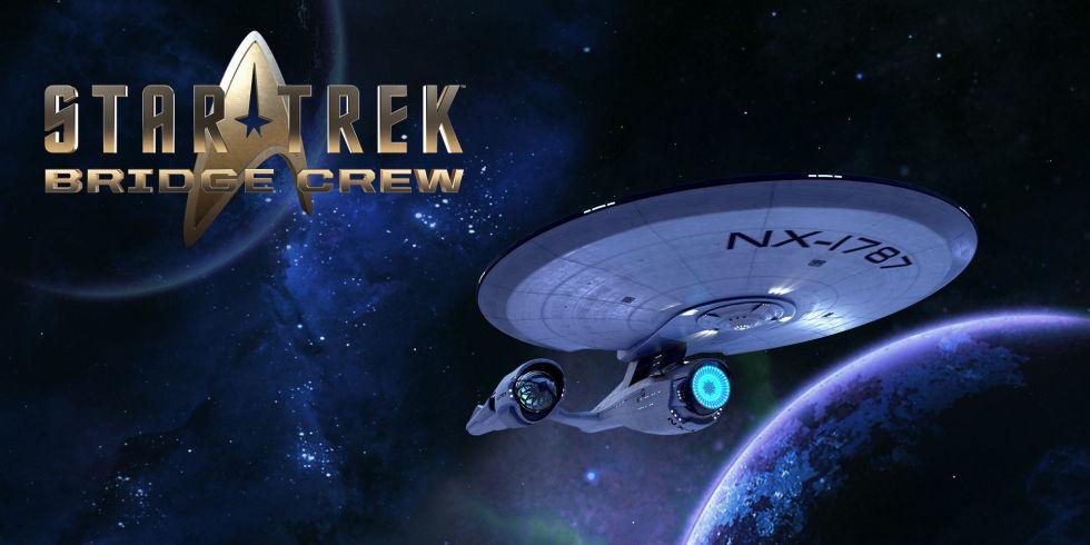 Ubisoft announces four-player co-op Star Trek VR game
