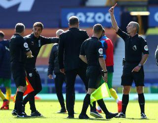 Everton v West Bromwich Albion – Premier League – Goodison Park