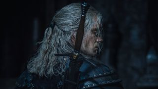 Henry Cavill as Geralt in The Witcher Season 2