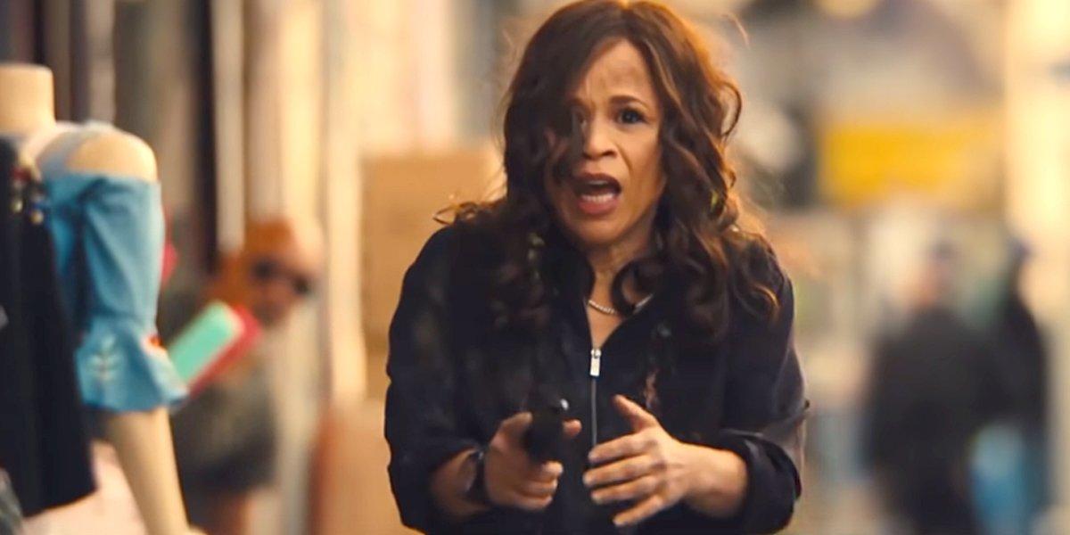 Rosie Perez in DC movie Birds of Prey trailer