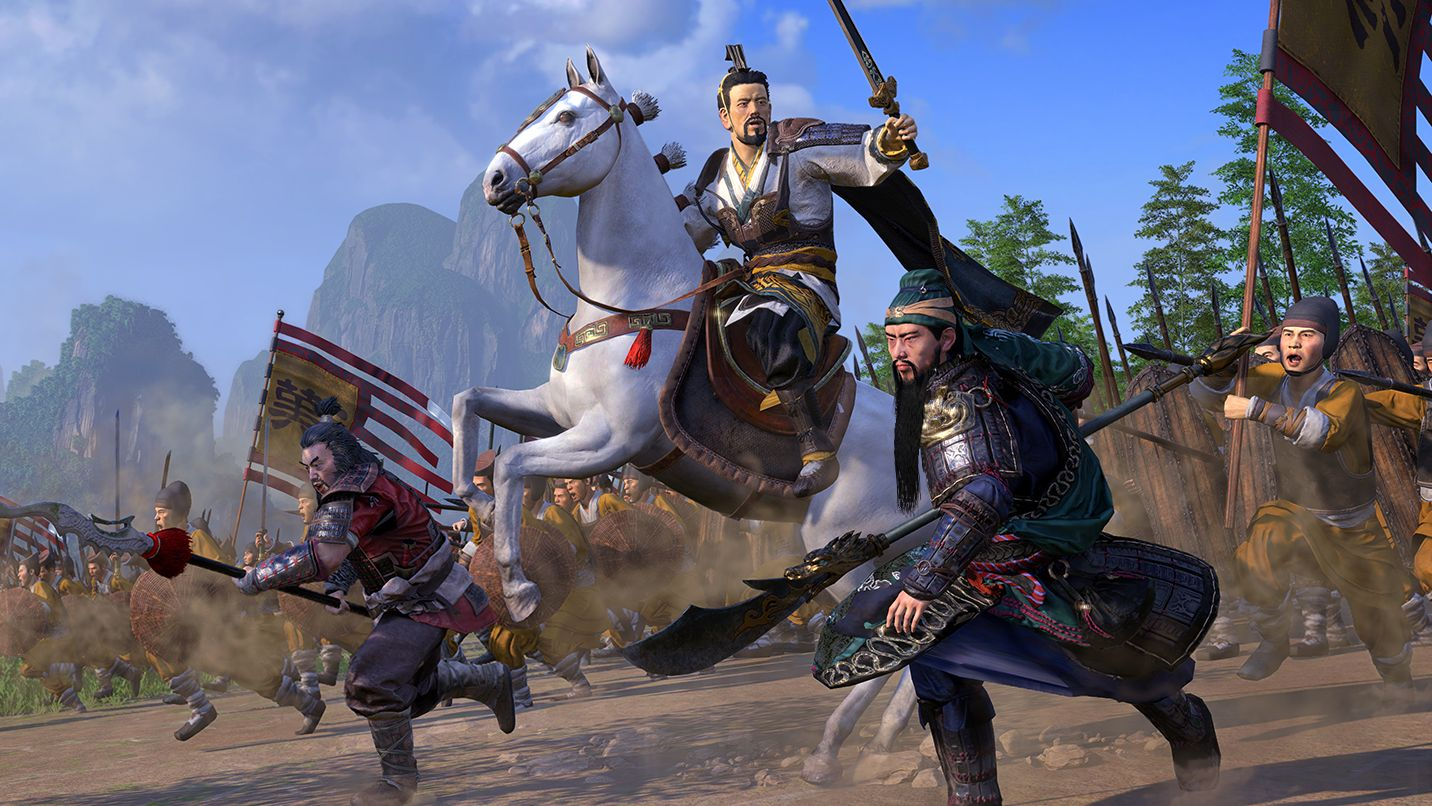 Total War: Three Kingdoms is ambitious, beautiful, and confusing