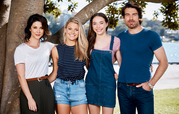 meet home and away cast chatswood
