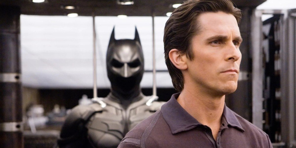Christian Bale - The Dark Knight
