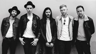 A press shot of temperance movement