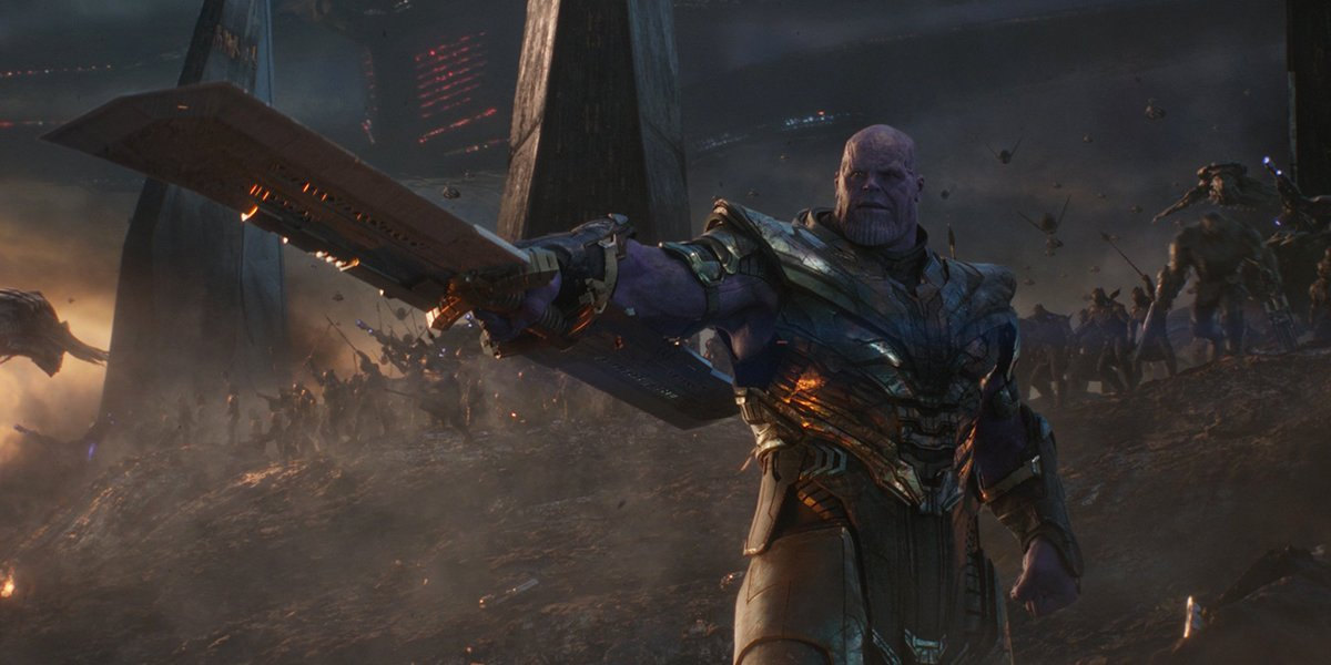 Thanos Could Have Had A Very Different Avengers: Endgame Weapon - CINEMABLEND
