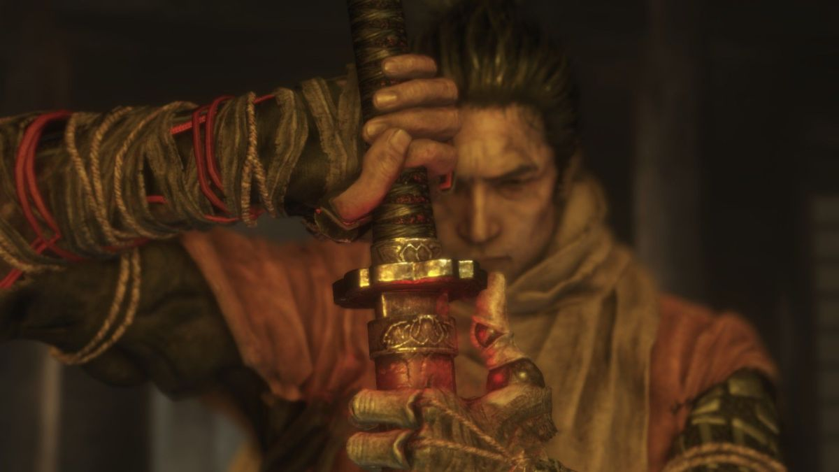 This hilarious Sekiro enemy has every streamer yelling the same thing