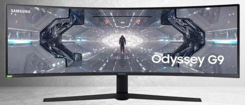 Samsung 49-Inch Odyssey G9