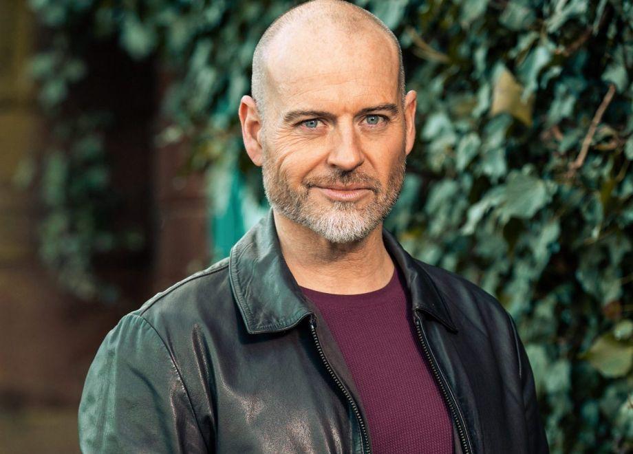 Robert Beck joins Hollyoaks as Fergus Collins