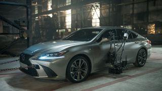 Lexus AI-created ad