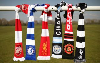 The Premier League's 'big six'
