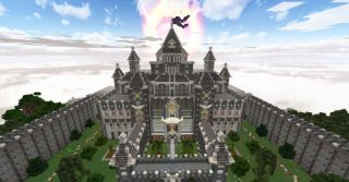 Minecraft castle ideas