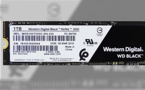 WD Black 3D NVMe SSD Review: WD Debuts Its New Controller