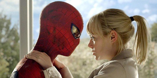 Andrew Garfield, Emma Stone - The Amazing Spider-Man