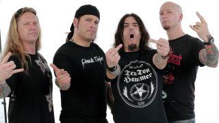 Machine Head at Metal Hammer's Golden Gods, 2007