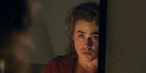 Dacre Montgomery as Billy in Stranger Things 2