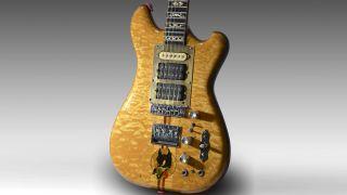 jerry Garcia's Wolf guitar