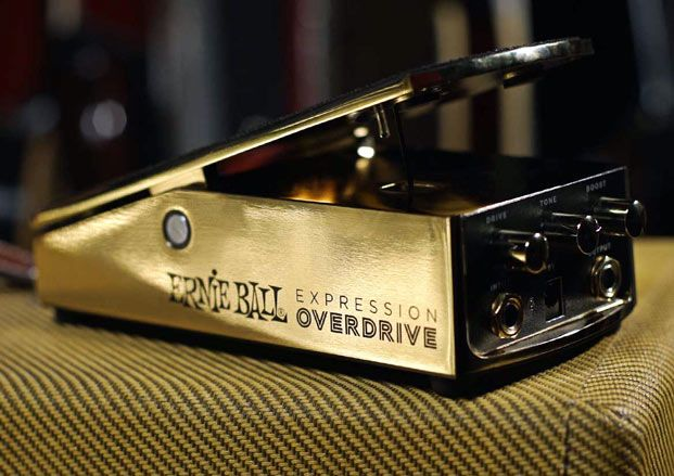 Ernie Ball Launches Expression Overdrive and Ambient Delay Pedals