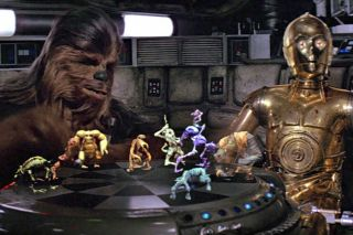 Star Wars Holochess