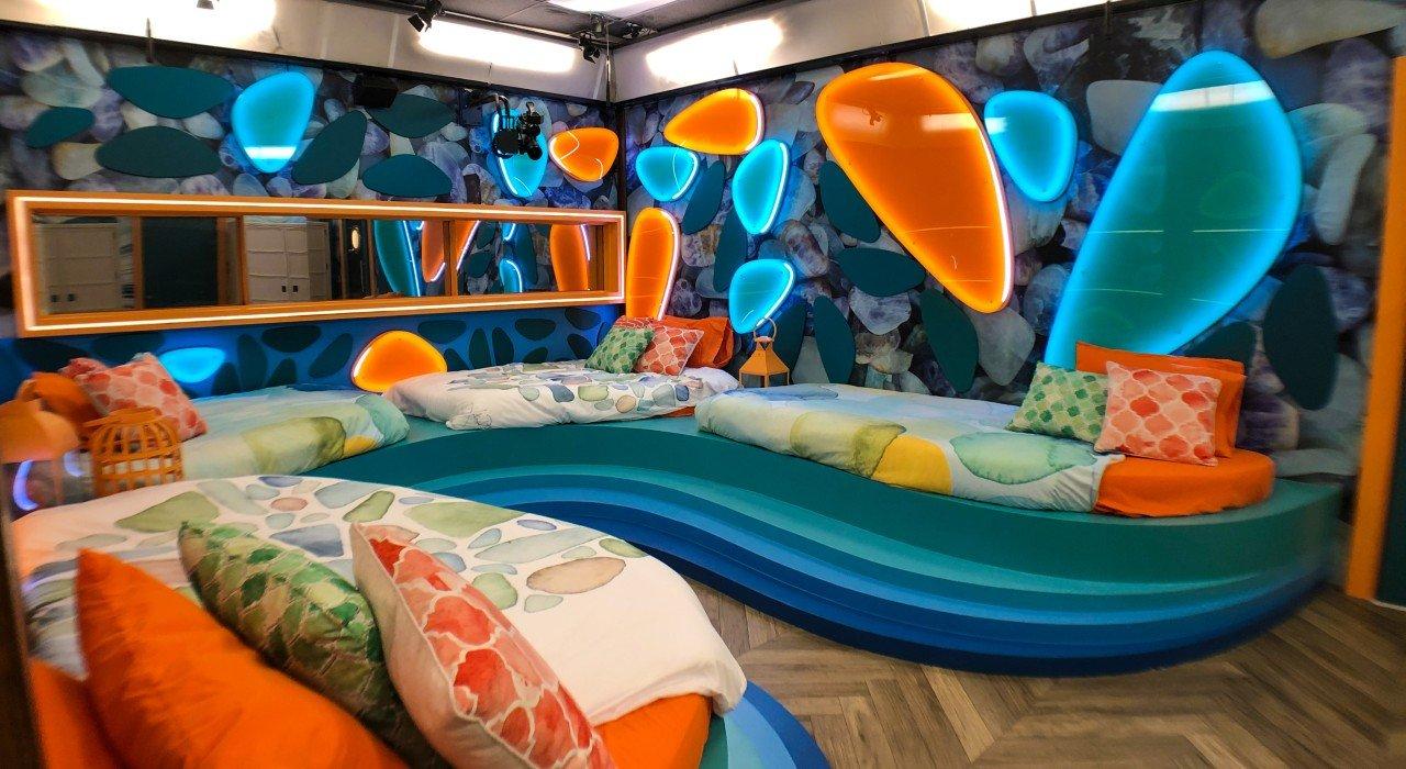 Big Brother Bedroom CBS