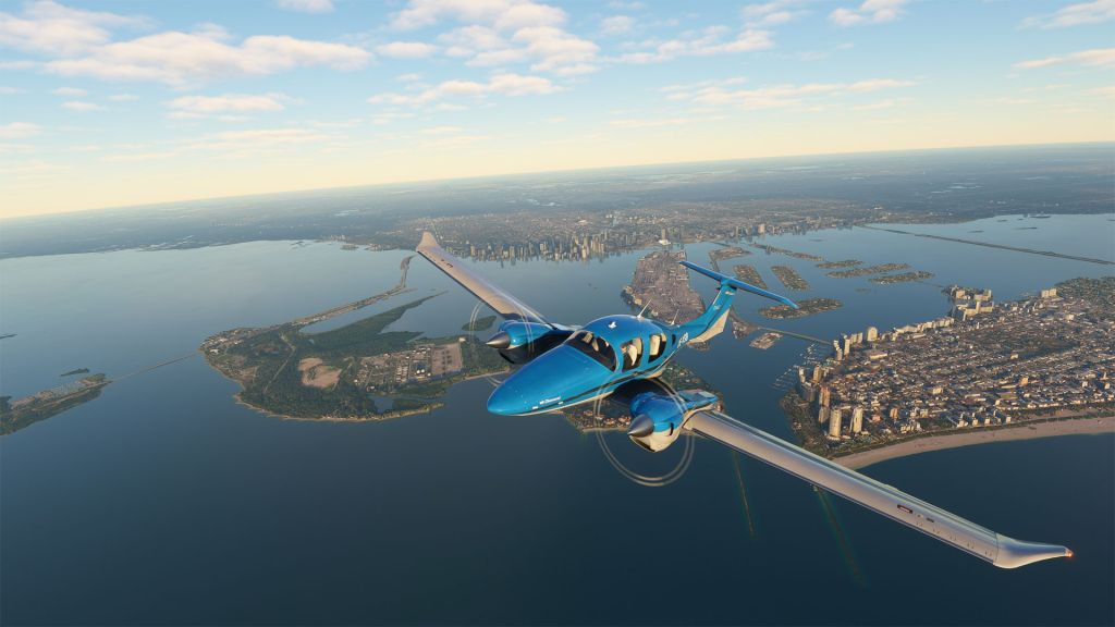 Microsoft Flight Simulator is coming to Xbox Series X in ...