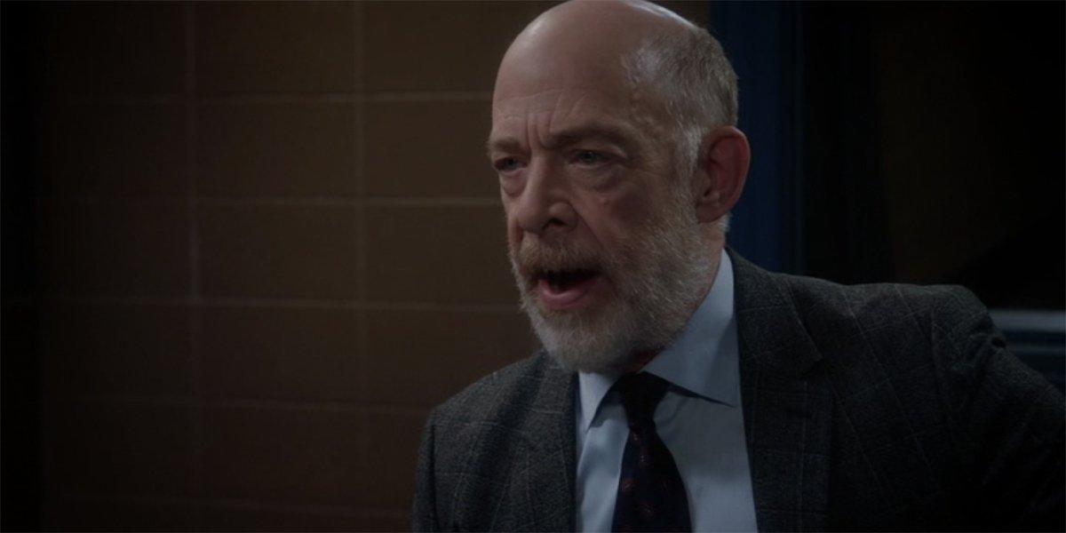 J.K. Simmons as Frank Dillman in Brooklyn Nine-Nine