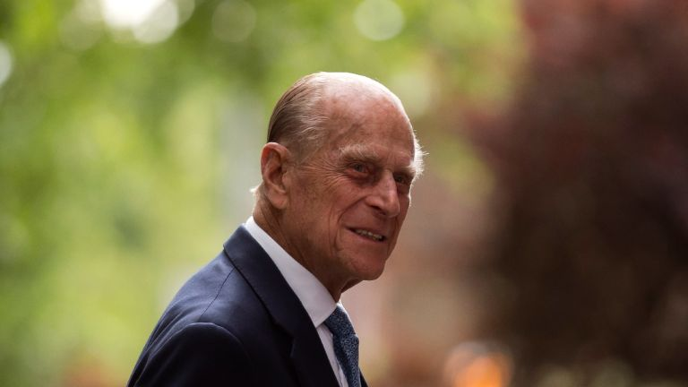 Prince Philip's cause of death