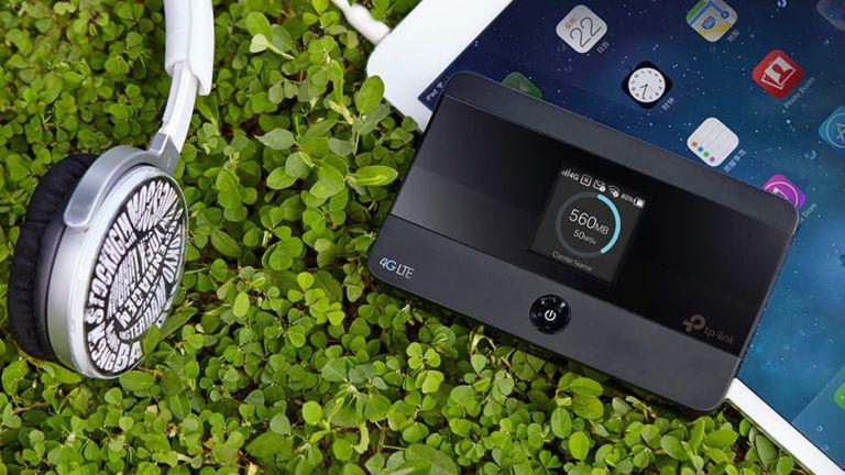 TP-Link M7350 best portable Wi-Fi hotspots