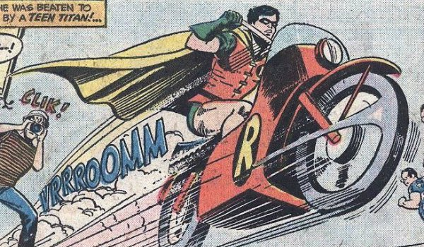 Robin Motorcycle