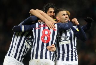 West Bromwich Albion v Preston North End – Sky Bet Championship – The Hawthorns
