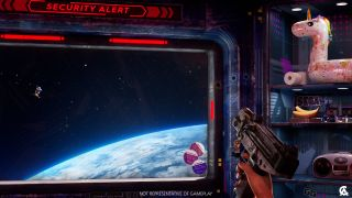 Creative Assembly's upcoming sci-fi FPS.